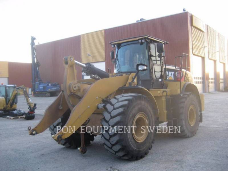 Caterpillar ÎNCĂRCĂTOARE PE ROŢI/PORTSCULE INTEGRATE 972 K equipment  photo 4