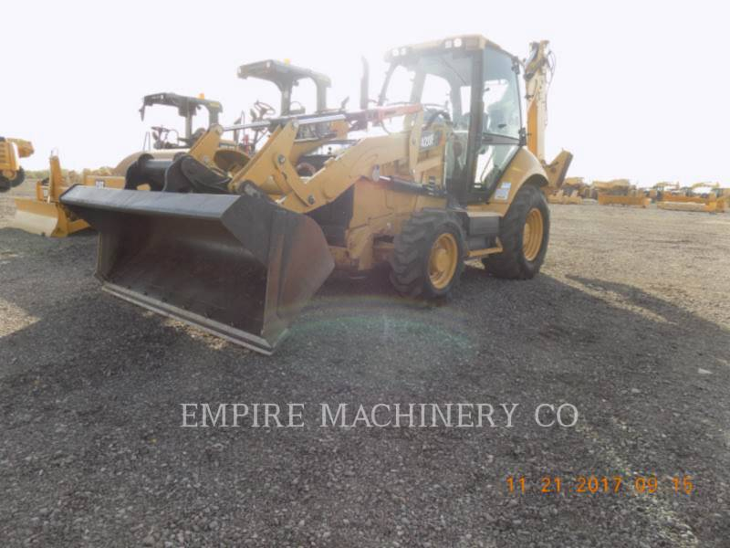 CATERPILLAR CHARGEUSES-PELLETEUSES 420F 4ECIP equipment  photo 2