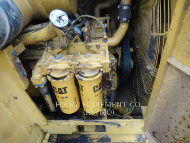 CATERPILLAR WHEEL TRACTOR SCRAPERS 631EII equipment  photo 23