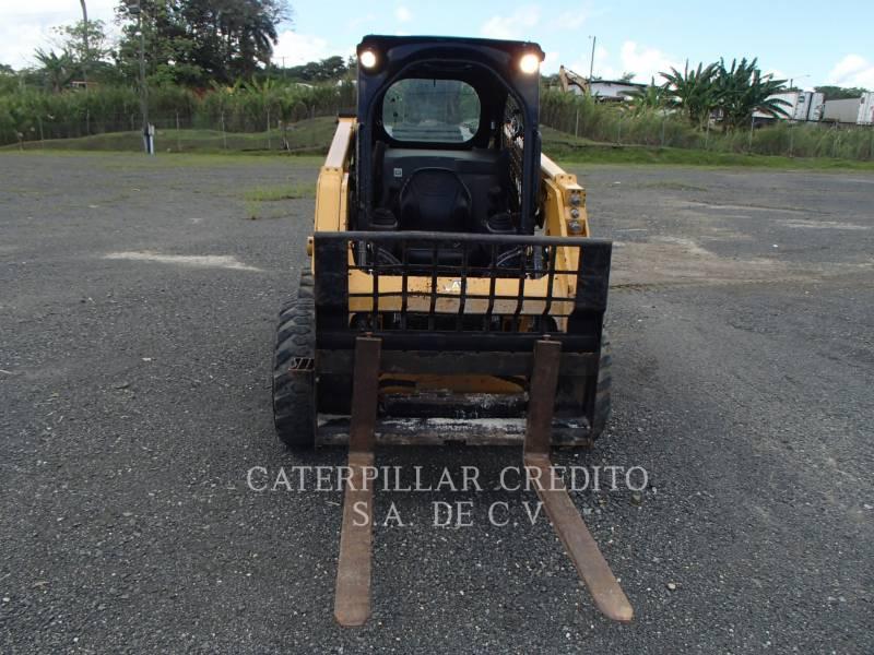 CATERPILLAR MINICARGADORAS 232DLRC equipment  photo 3