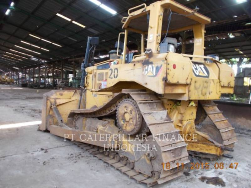 CATERPILLAR TRACTEURS MINIERS D6R equipment  photo 3