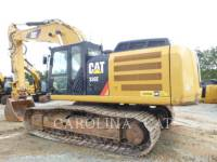 CATERPILLAR KETTEN-HYDRAULIKBAGGER 336ELQC equipment  photo 2