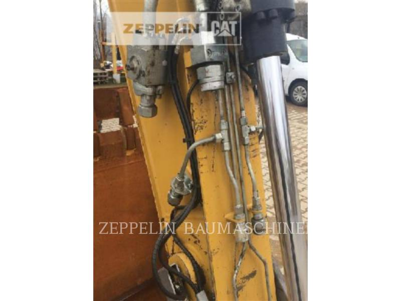 CATERPILLAR ホイール油圧ショベル M313D equipment  photo 15
