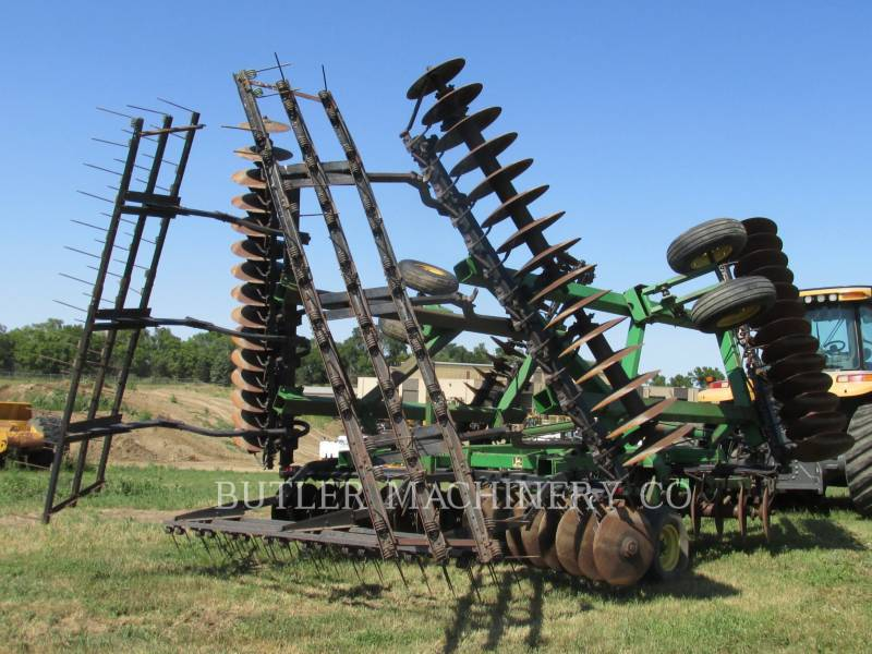 DEERE & CO. AG TILLAGE EQUIPMENT 635 equipment  photo 3