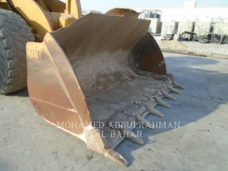 CATERPILLAR RADLADER/INDUSTRIE-RADLADER 966H equipment  photo 9
