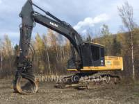 Equipment photo JOHN DEERE 3554 FORESTRY - EXCAVATOR 1
