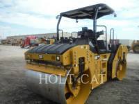 Equipment photo CATERPILLAR CB54B TANDEMOWY WALEC WIBRACYJNY DO ASFALTU (STAL-STAL) 1