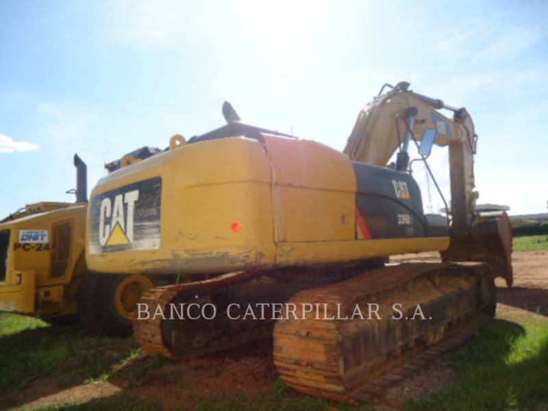 CATERPILLAR PELLES SUR CHAINES 336D2L equipment  photo 2