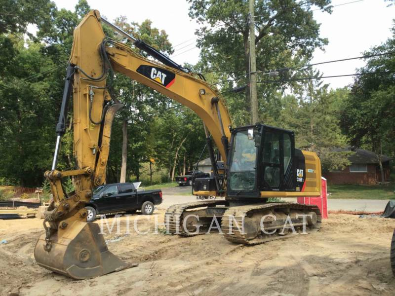 CATERPILLAR TRACK EXCAVATORS 316EL PTQ+ equipment  photo 1