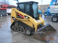 Equipment photo CATERPILLAR 247B2 DELTALADER 1