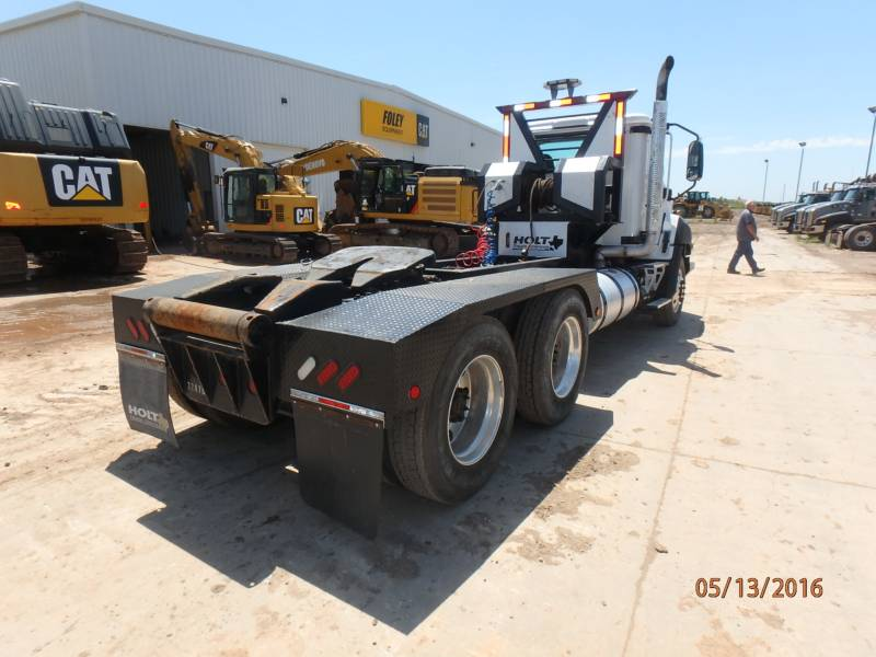 CATERPILLAR ON HIGHWAY TRUCKS CT660S equipment  photo 3