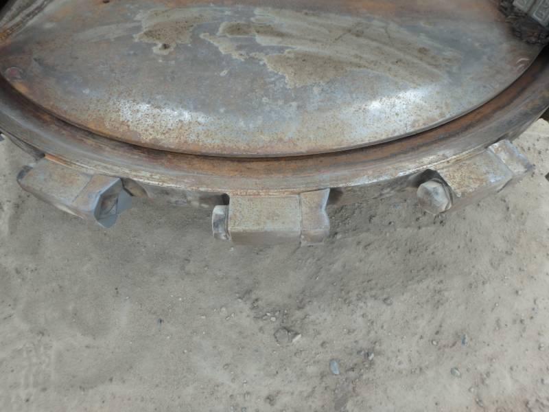 CATERPILLAR FORESTAL - TALADORES APILADORES - DE RUEDAS 563C equipment  photo 23