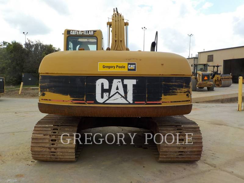 CATERPILLAR KETTEN-HYDRAULIKBAGGER 320C L equipment  photo 13