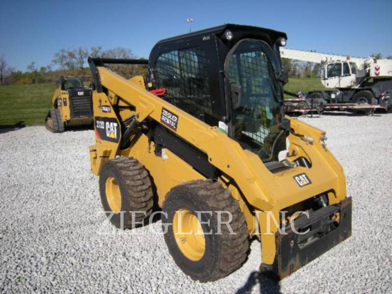 CATERPILLAR CHARGEURS COMPACTS RIGIDES 272DSR equipment  photo 1