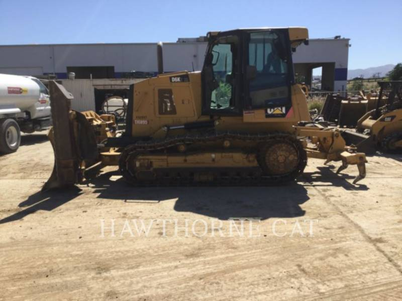 CATERPILLAR KETTENDOZER D6K2 SL equipment  photo 1