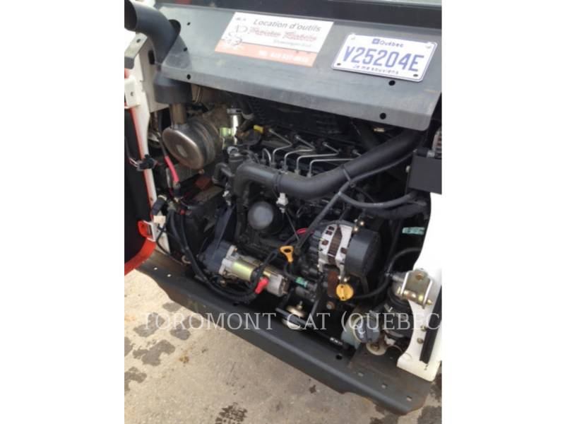 BOBCAT CARGADORES DE CADENAS T450 equipment  photo 10