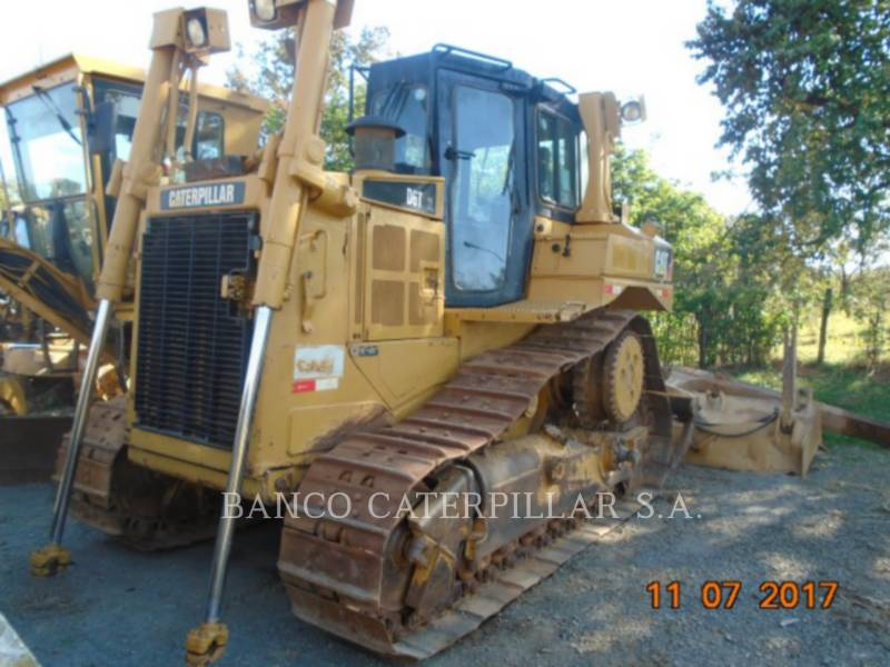 CATERPILLAR TRACTORES DE CADENAS D6TXL equipment  photo 1