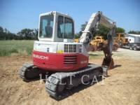 TAKEUCHI MFG. CO. LTD. ESCAVATORI CINGOLATI TB180FR equipment  photo 6
