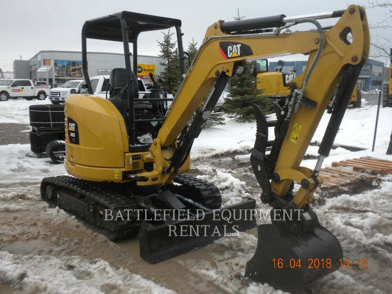 CATERPILLAR ESCAVATORI CINGOLATI 303E CR equipment  photo 1