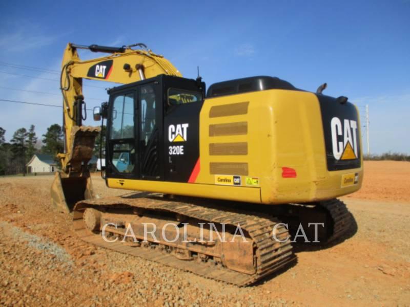 CATERPILLAR TRACK EXCAVATORS 320EL TH equipment  photo 3