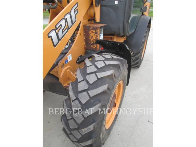 CASE WHEEL LOADERS/INTEGRATED TOOLCARRIERS 121F equipment  photo 11
