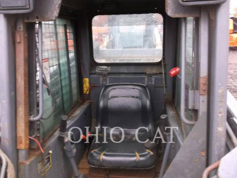 NEW HOLLAND LTD. SKID STEER LOADERS LS180 equipment  photo 4