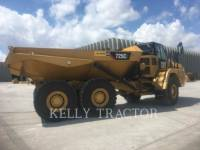 CATERPILLAR DUMPER ARTICOLATI 725C2 equipment  photo 3