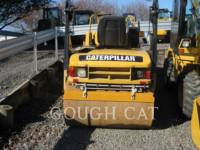 Equipment photo CATERPILLAR CB34 VIBRATORY DOUBLE DRUM ASPHALT 1
