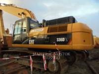 Equipment photo CATERPILLAR 336DL KETTEN-HYDRAULIKBAGGER 1