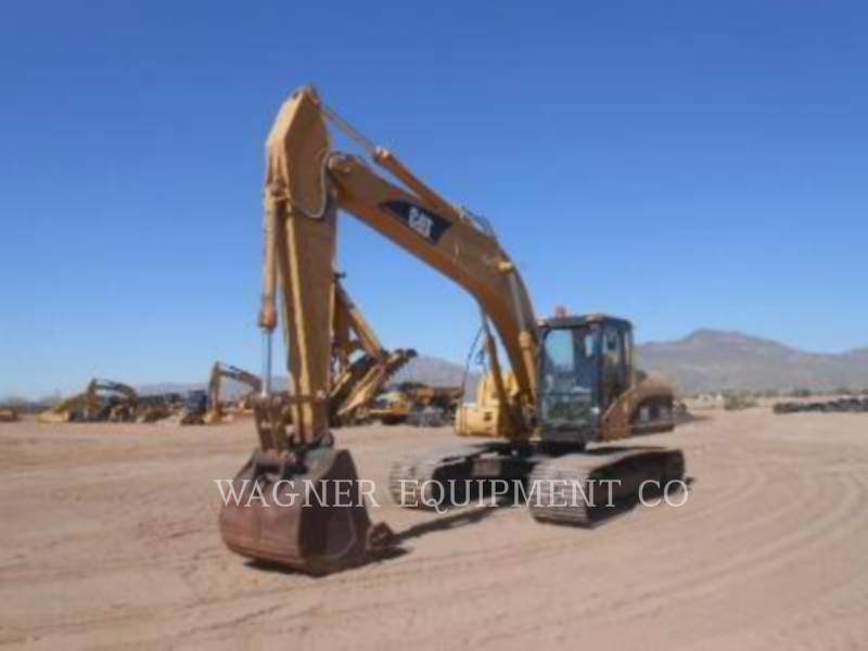 CATERPILLAR TRACK EXCAVATORS 320CL THB equipment  photo 1
