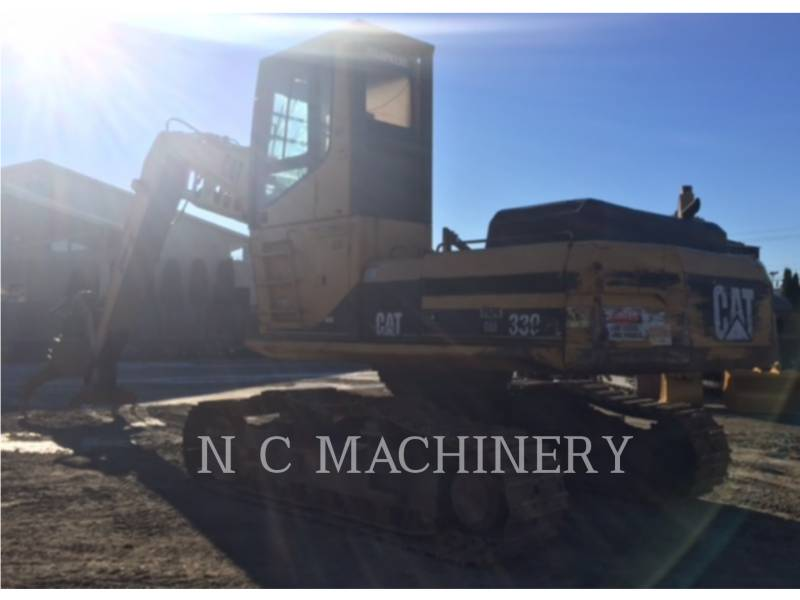 CATERPILLAR FOREST MACHINE 330L LL equipment  photo 4