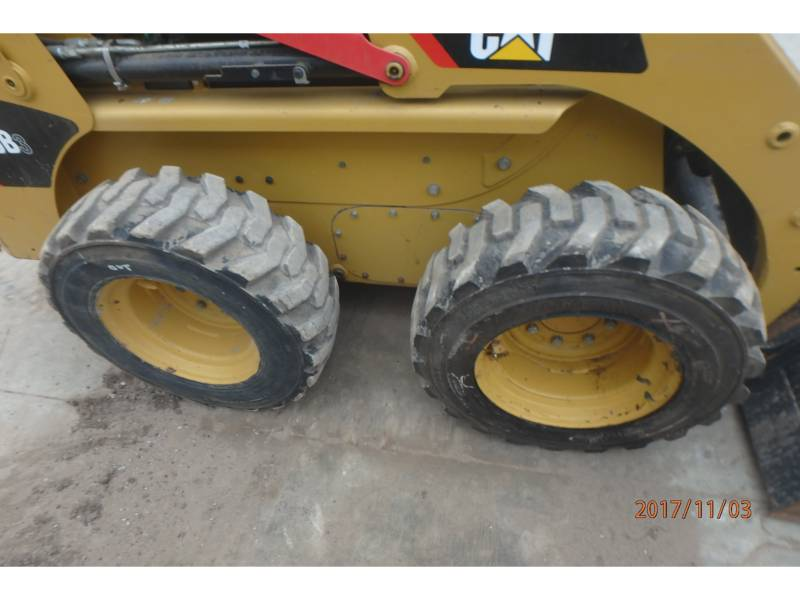 Caterpillar MINIÎNCĂRCĂTOARE RIGIDE MULTIFUNCŢIONALE 226B3 equipment  photo 9
