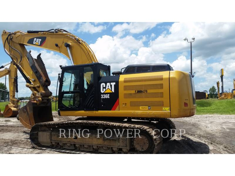 CATERPILLAR KETTEN-HYDRAULIKBAGGER 336ELHYDTH equipment  photo 3