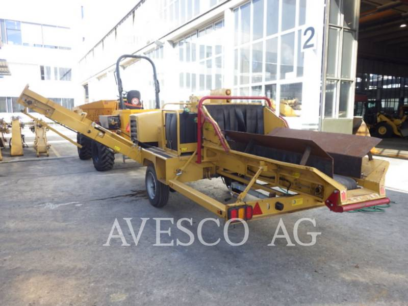 VERMEER NON CURRENT HG200 equipment  photo 4