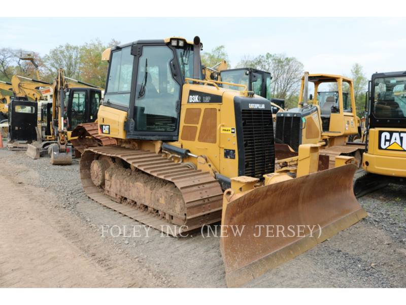 CATERPILLAR TRACTEURS SUR CHAINES D3K2LGP equipment  photo 2