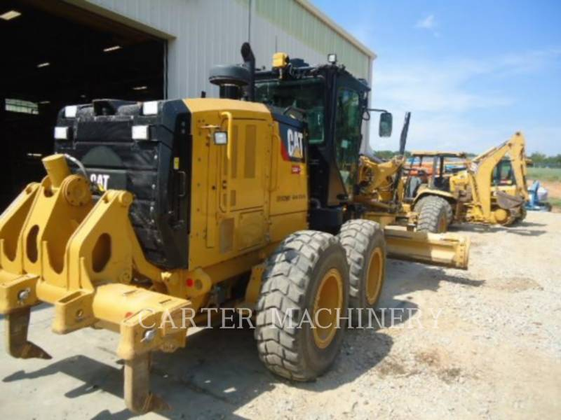 CATERPILLAR MINING MOTOR GRADER 140M3AWD equipment  photo 2