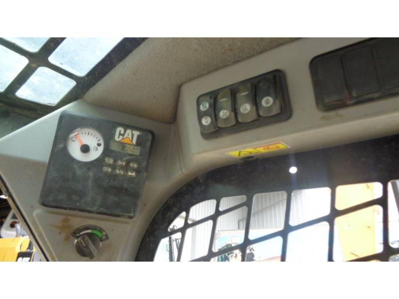 CATERPILLAR SKID STEER LOADERS 262D equipment  photo 12