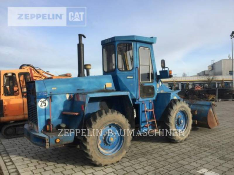HANOMAG (KOMATSU) WHEEL LOADERS/INTEGRATED TOOLCARRIERS 22C equipment  photo 3