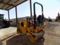 CATERPILLAR TANDEMVIBRATIONSWALZE, ASPHALT CB24B equipment  photo 3