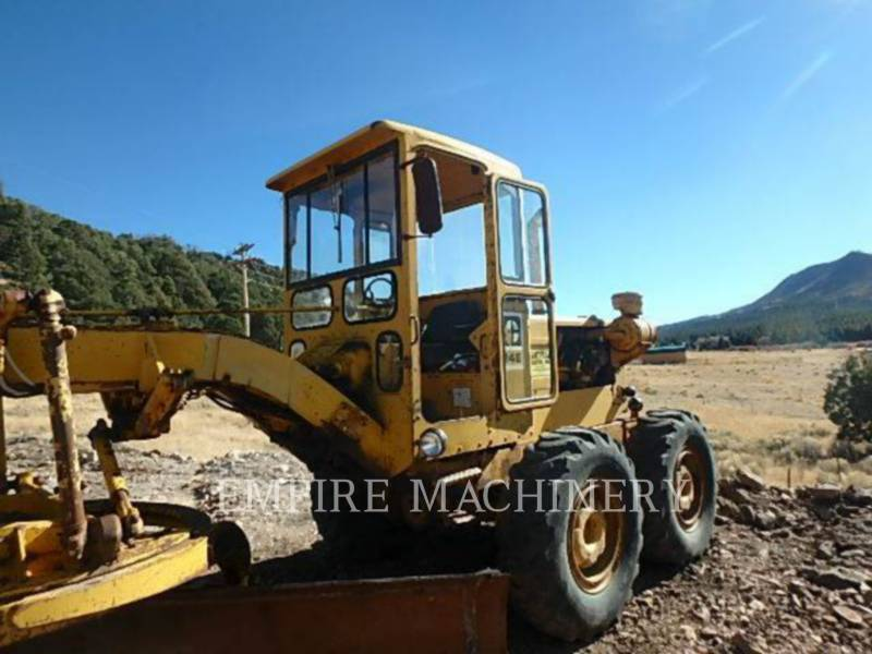 CATERPILLAR MOTOR GRADERS 14E equipment  photo 6