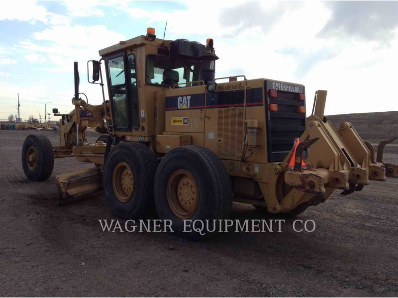 Caterpillar AUTOGREDERE 143H equipment  photo 4