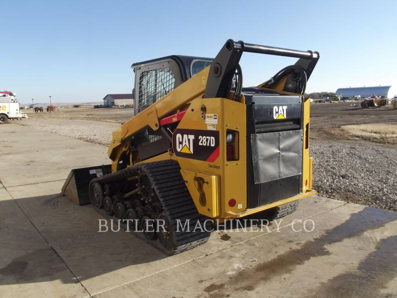 CATERPILLAR KOMPAKTLADER 287D equipment  photo 3