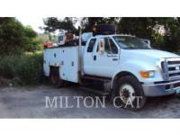 Equipment photo FORD F750 ON HIGHWAY TRUCKS 1