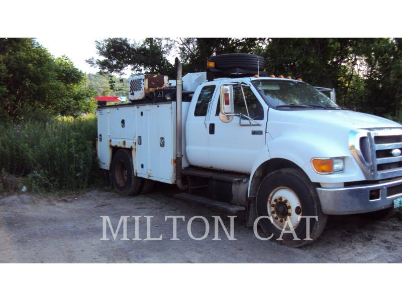 FORD CAMIONS ROUTIERS F750 equipment  photo 1