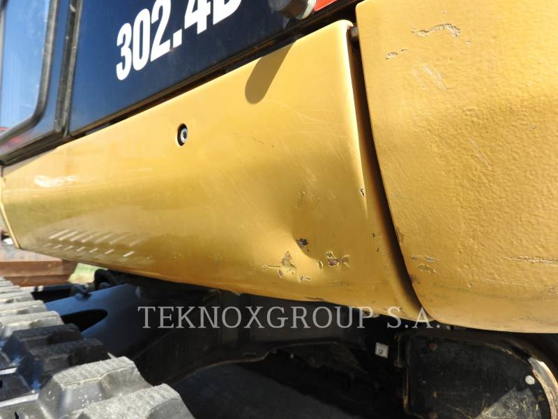 CATERPILLAR EXCAVADORAS DE CADENAS 302.4D equipment  photo 19
