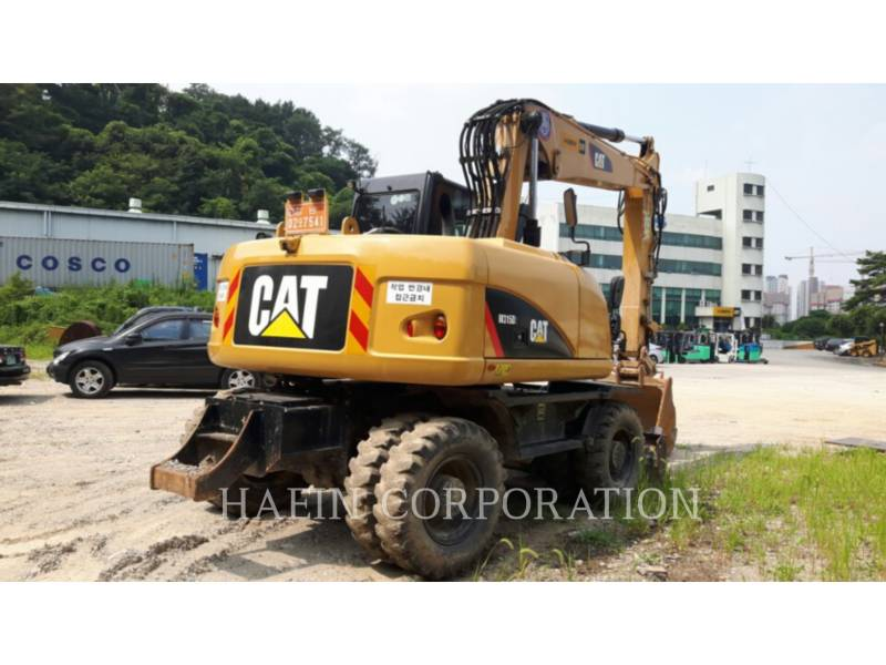 CATERPILLAR PELLES SUR PNEUS M315D2 equipment  photo 5
