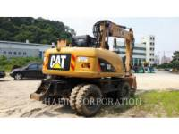 CATERPILLAR EXCAVADORAS DE RUEDAS M315D2 equipment  photo 5