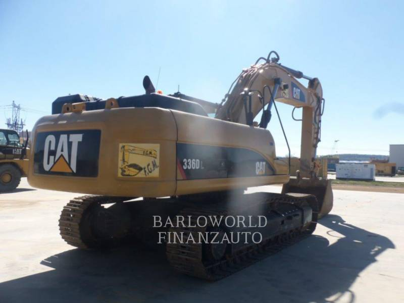 CATERPILLAR EXCAVADORAS DE CADENAS 336D equipment  photo 4