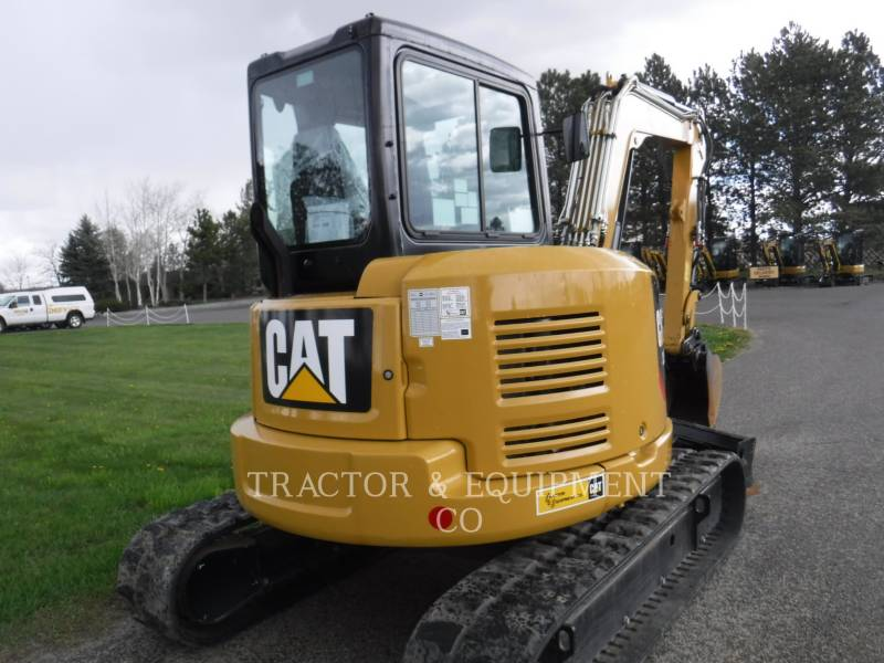 CATERPILLAR KOPARKI GĄSIENICOWE 305E2CR equipment  photo 6