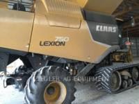 Equipment photo LEXION COMBINE 750TT COMBINADOS 1